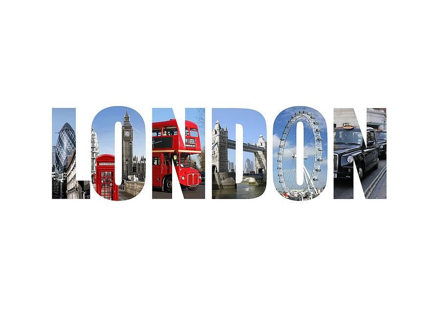 original_A4 London print