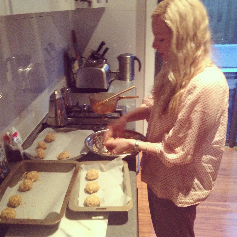 Ally baking