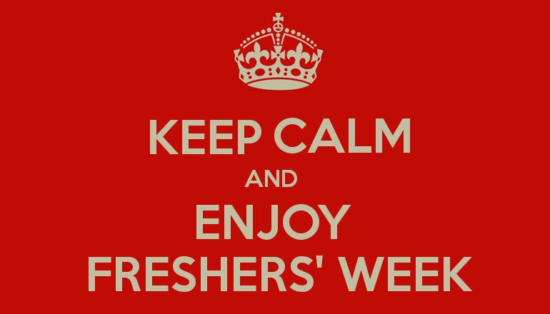 FreshersWeekStayCalm
