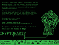 Image - Thoughtworks / Cryptoparty