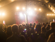 Bluesfest Crowd- Nathan Brown