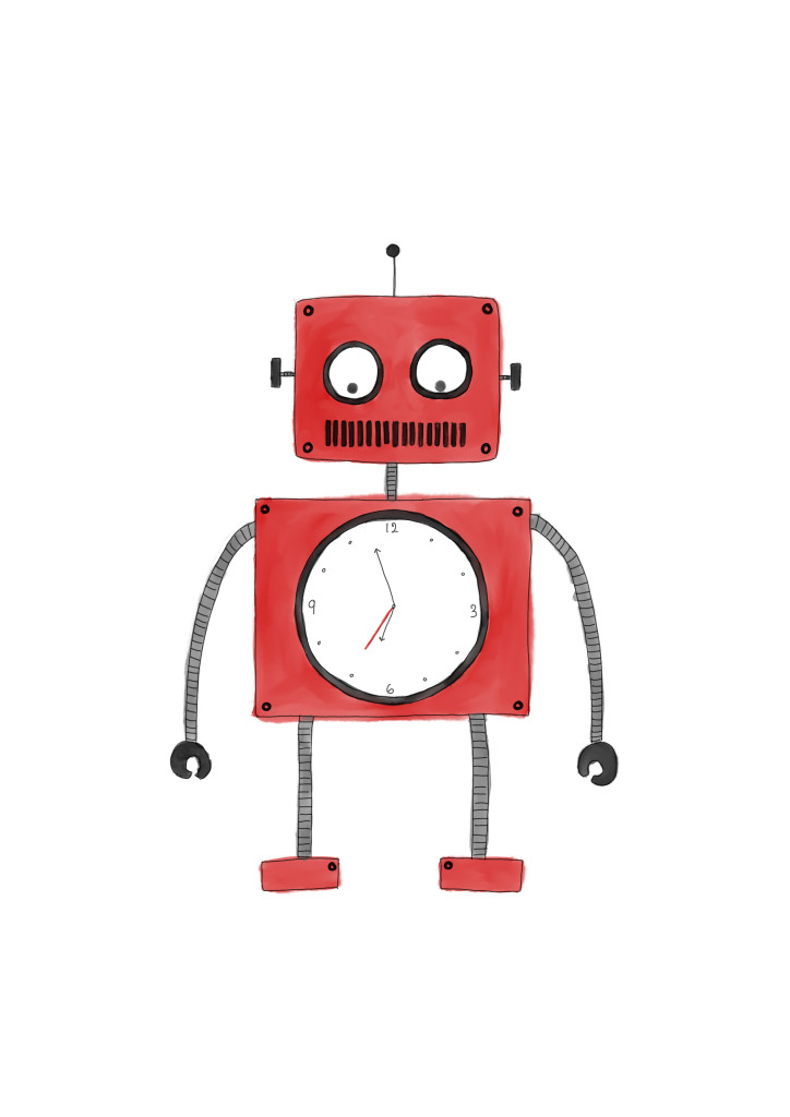 robotic alarm